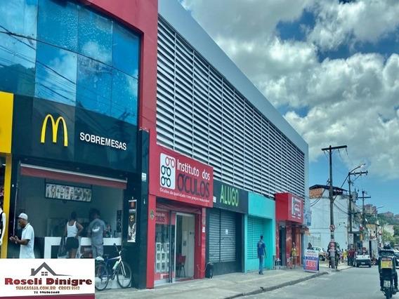 Loja Sala Predio Para Locação Largo De Mares Calçada Salvador - 21loja - 34824385