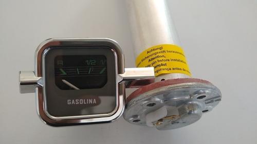Marcador Gasolina Eletrico 12v Fusca 60/61/62/63 + Boia Vdo