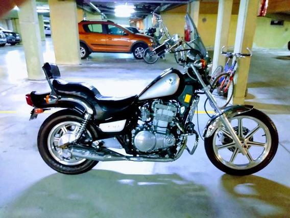 Kawasaki Vulcan En 500 Segunda Mano Inmaculada