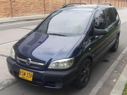 Chevrolet Zafira Gls