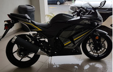 Kawasaki 250cc Edicion Especial