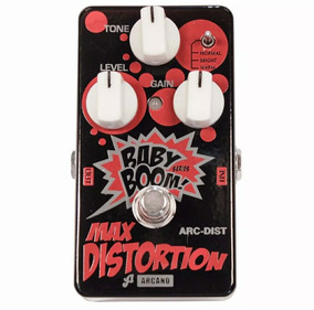 Pedal Baby Boom Max Distortion (drive/distortion)