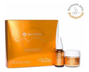 Kit Nano Vitaminas Máscara E Elixir Nano Plus C - Medicatriz