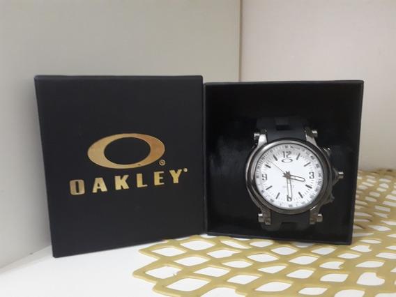 Relogio Masculino Oakley Gearbox Titanium