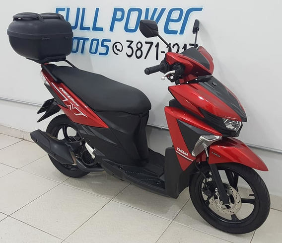 Yamaha Neo 125 Vermelha 2017/17
