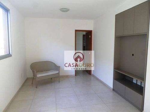Apartamento Com 3 Quartos À Venda, 76 M²  - São Geraldo - Belo Horizonte/mg - Ap1054