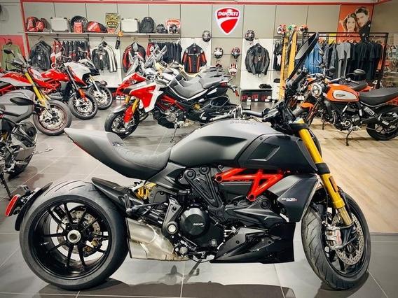Ducati Diavel 2019 1260s