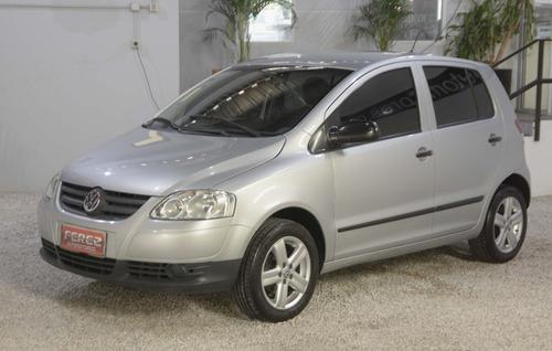 Volkswagen Fox 1.6 Con Gnc 2009 Gris 5 Puertas Imperdible!!!