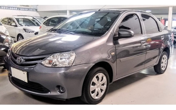 Etios 1.5 Xs 16v Flex 4p Manual 63000km