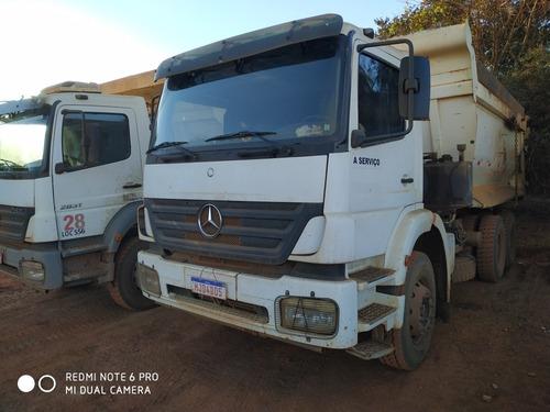 Mercedes Bens Axor 2831