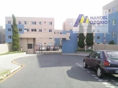 Apartamento 3 Quartos, Todo Mobiliado Em Centro -  Araucária - 208