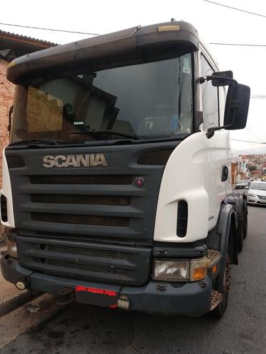 Scania G470