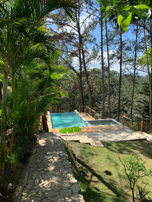 Hermosa Villa Para Fines De Semana En Jarabacoa