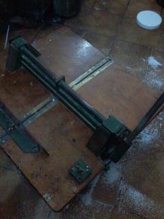 Troqueladora Manual Para Imprenta
