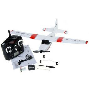 Avião Wltoys F949 Cessna 182 - 2.4 Ghz 3ch Rc Airplane