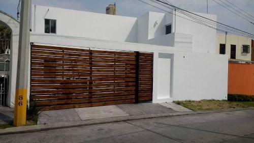 Se Vende Casa Estilo Minimalista En Las Fincas, A 5 Minutos Del Centro De Jiutepec