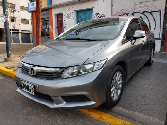 Honda Civic E\lxs 1.8 Mt 2012