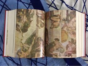 Raridade Bíblia Católica 73 Livros Com Fotos Coloridas