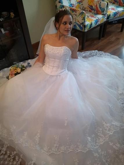 Vestido De Noiva Frances