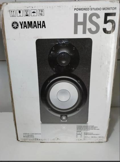 Par Monitor De Referencia Yamaha Hs5 220v