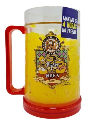Mug Taza Pocillo Jarra Los Simpsons Bar De Moe Bebidas Frías
