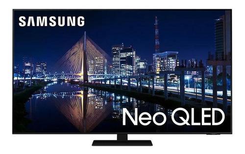 "Imagen 1 de 3 de Smart TV Samsung Neo QLED QN55QN85AAGXZD QLED 4K 55"" 100V/240V"