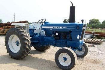 Camisas Para Tractor Ford 6600