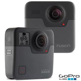 Câmera Digital Gopro Fusion 360 5.2k 18mp Wi-fi Lacrado + Nf