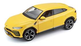 Miniatura Lamborghini Urus Amarelo 1:25 Maisto