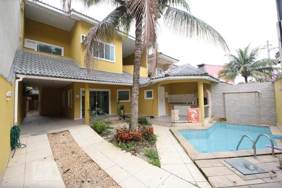 Casa Para Aluguel - Recreio, 4 Quartos, 240 - 893019133