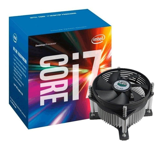 Processador Intel Core I7 3770, 3.9ghz Lga 1155 C/ Cooler!!!
