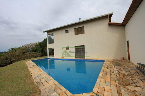 Imagem 1 de 25 de Chácara Com 7 Dormitórios À Venda, 20000 M² Por R$ 1.200.000,00 - Zona Rural - Araçoiaba Da Serra/sp - Ch0135