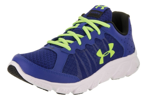 Under Armour Niño Micro G Asert 6 Deporte Correr Gym Casual