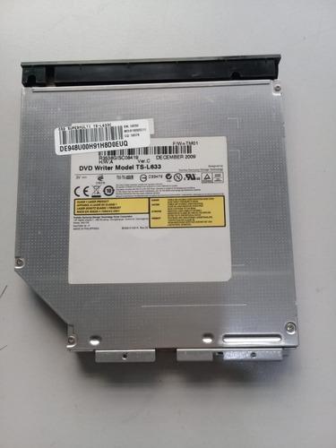 Leitor De Dvd Notebook Dvd Writer Model Ts-l633
