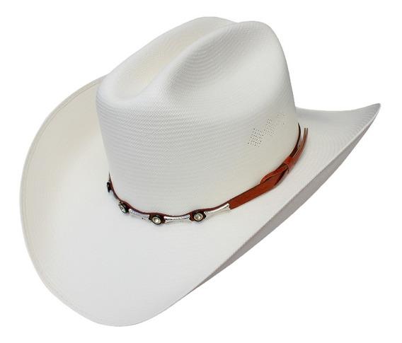 Sombrero Vaquero Goldstone Sonora 100% Shantung Fino