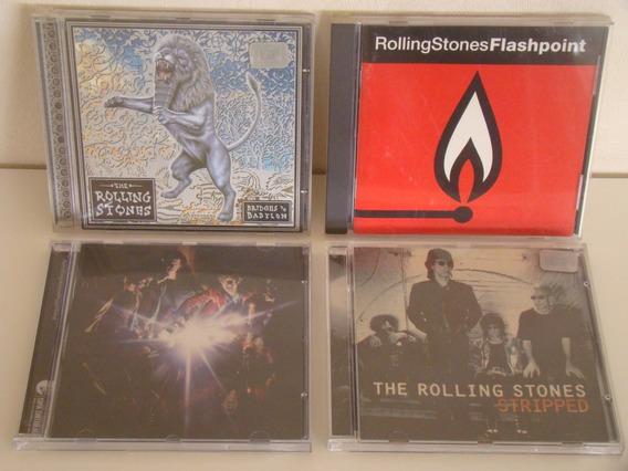 Rolling Stones Lote Cds - Música CD no Mercado Livre Brasil