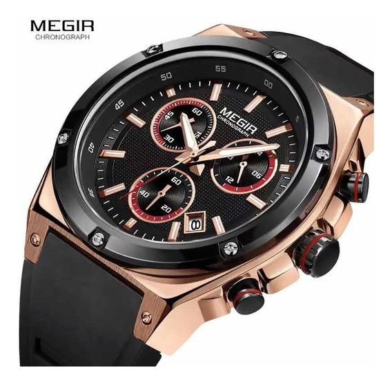 Relógio De Pulso Megir 2073