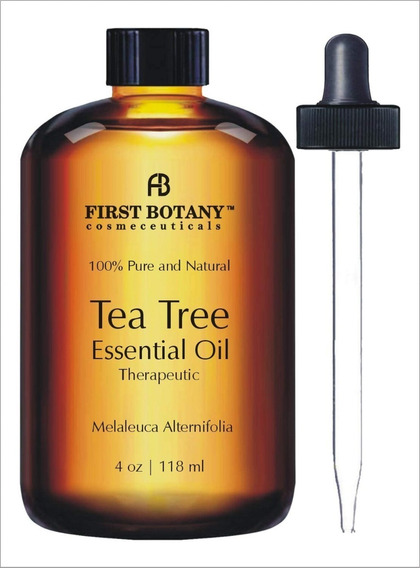 Aceite Esencial De Árbol De Té 100% Puro 118 Ml Australiano