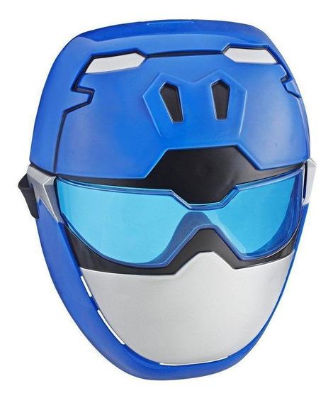Mascara Power Rangers - Blue Ranger ( Ranger Azul ) Hasbro