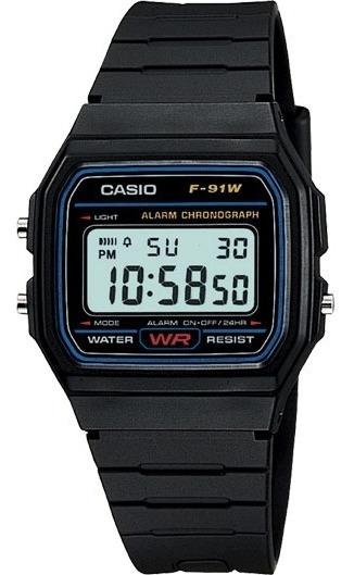 Casio F91w-novo