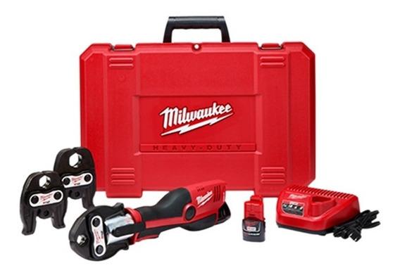 Kit Prensa 1/2 -1 M12 Milwaukee 2473-22