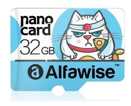 Micro Sd Card Cartão De Memória 32gb Alfawise Multi Light