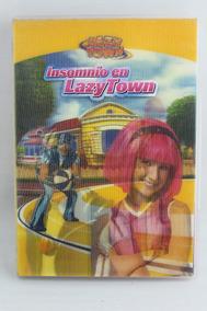 Dvd 137 Insomnio En Lazytown