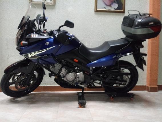 Vendo Suzuki Vstrom Dl650 Mod. 2011, 42.000 Km, $19.000.000