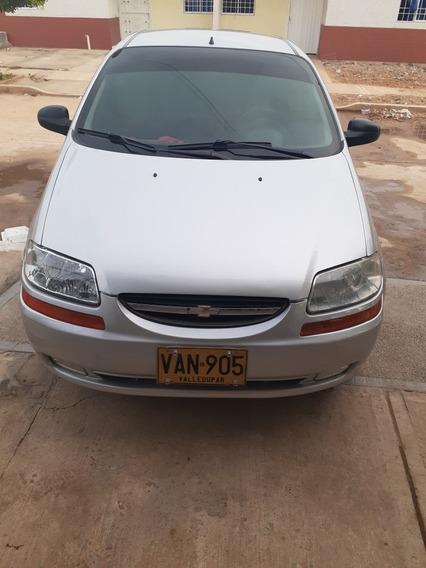 Chevrolet Aveo Modelo 2010.cc:1500