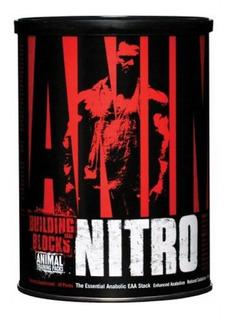 Animal Nitro 30 Packs Universal Nutrition Aminoácidos Vitamina B6