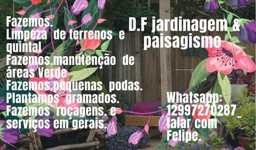 D.f.jardinagem & Paisagismo