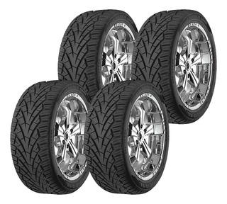Pack 4 Llantas 255/65r16 109h General Tire Grabber Uhp