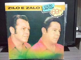 Lp Zilo & Zalo Edição Limitada Grão De Areia 69/90 Cód-01
