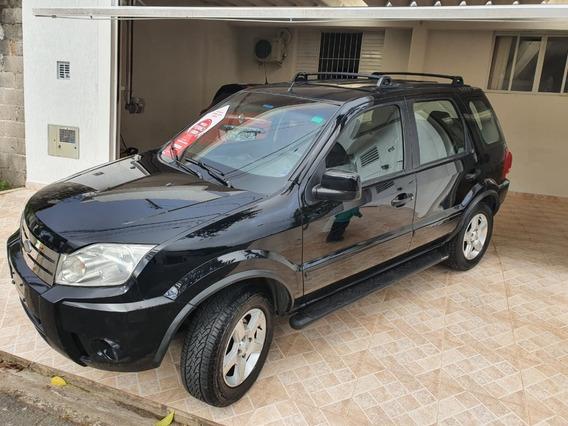 Ford Ecosport Xlt Automática - 2008 - Muito Nova + Couro